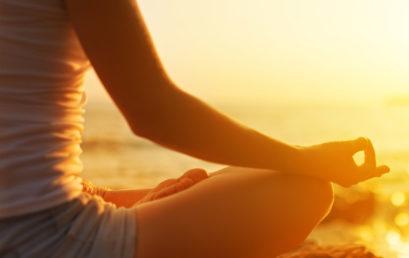 Learn How To Do Yoga Meditation (Beginners)