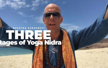 Relief From Suffering, Mental Purification And Three Stages of Yoga Nidra